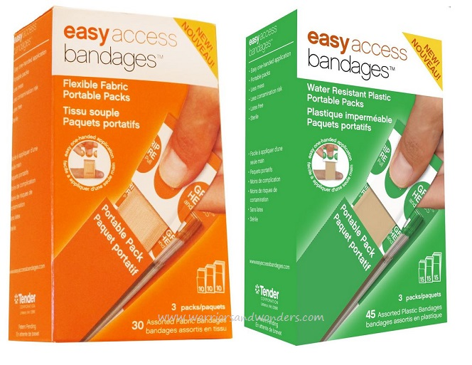 Adventure Medical Easy Access Bandages - Value Pack