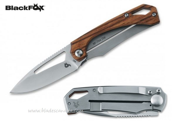 BlackFox Racli Frmelock Folder, 440C, 01FX856