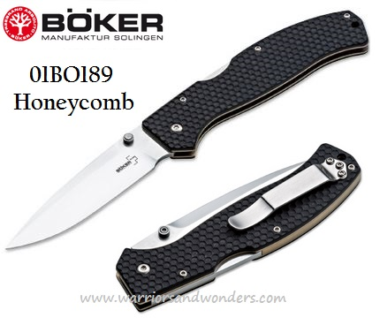 Boker Plus 01BO189 Honeycomb Folder (Online Only)