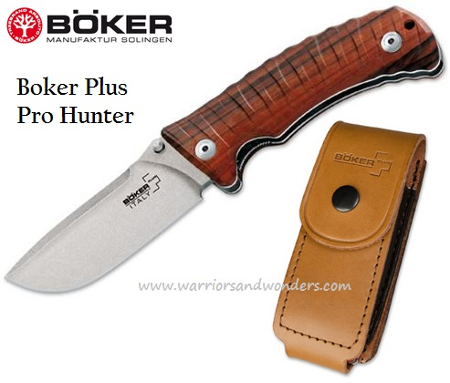Boker Plus Italy 01BO304 Pro Hunter (Online Only)