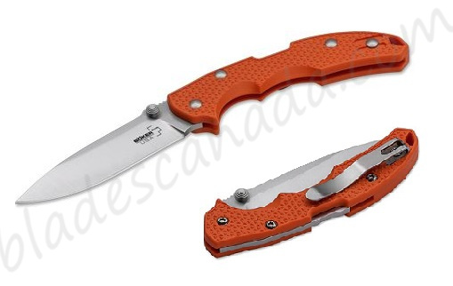 Boker Plus 01BO372 Classic Orange by Fox Knives USA