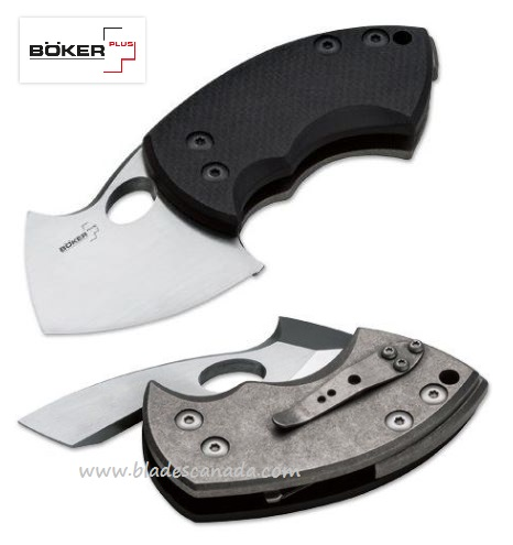 Boker Plus War Toad G10/Titanium Handle Folder