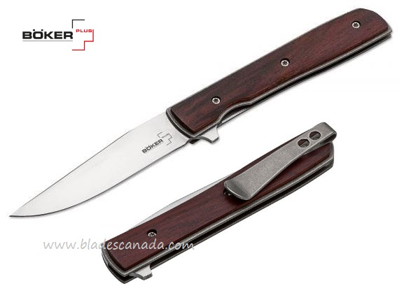 Boker Plus Urban Trapper Petite, VG-10 Steel, 01BO784 (Online Only)