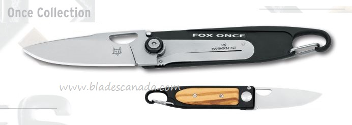 Fox Italy FX442OL Once Collection Gentleman's Folder