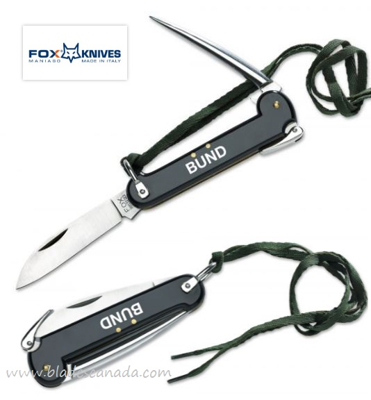Fox Italy FX230 Official German Navy Knife