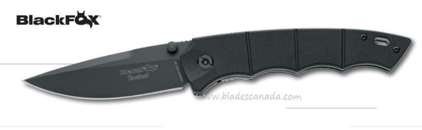 BlackFox BF-705B Folding Knife 440C, 01FX027