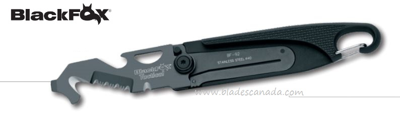 BlackFox BF92 Rescue Folder, 01FX288