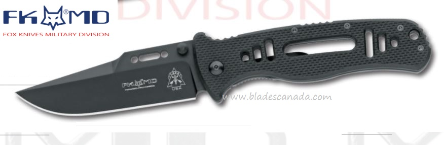 Fox Italy FXCQT22CP Tac Folder, N690, 01FX301 (Online Only)