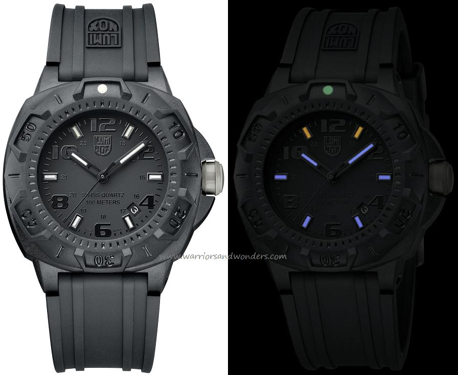 Luminox Land A.0201.BO Sentry Series