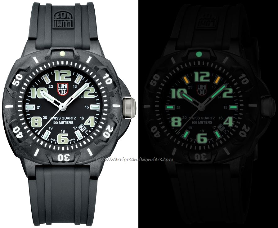 Luminox Land A.0201.SL Sentry Series