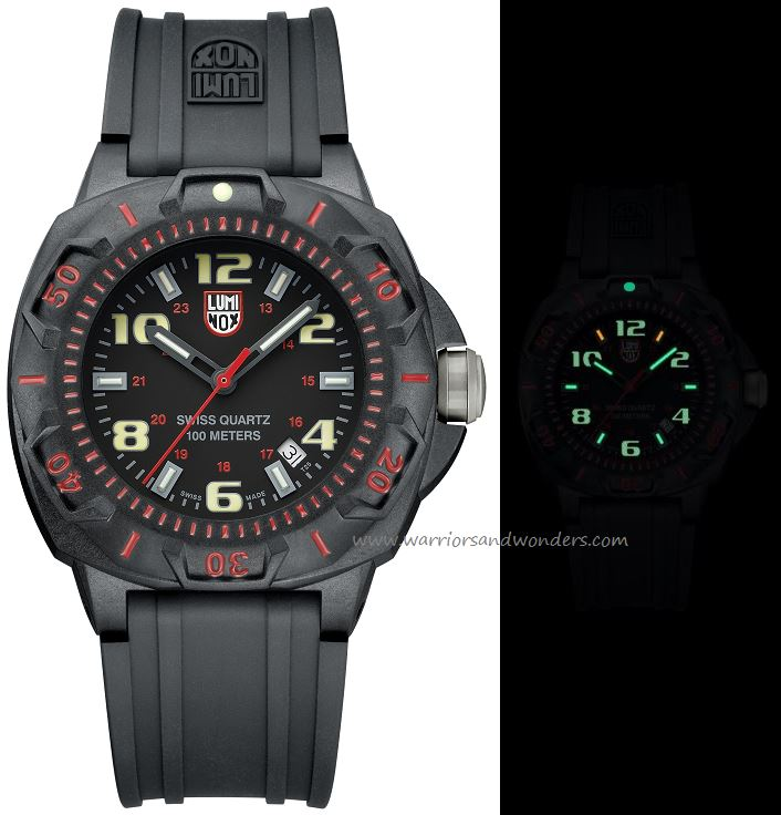 Luminox Land A.0215.SL Sentry Series