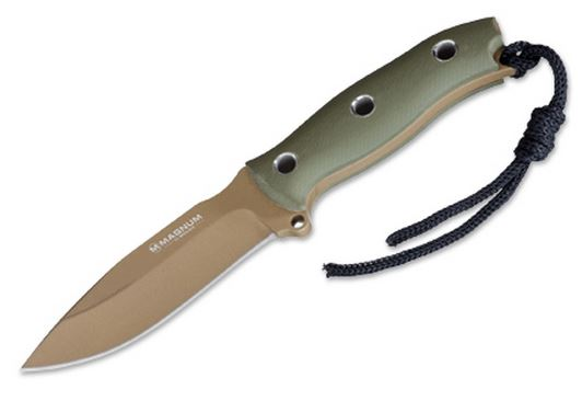 Boker Magnum 02SC647 Golf Tango w/Green Kydex (Online Only)