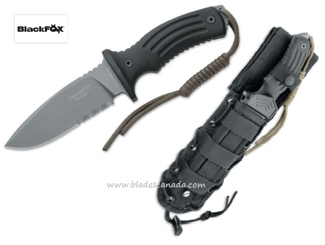 BlackFox BF-700B Fixed Blade Knife 440C