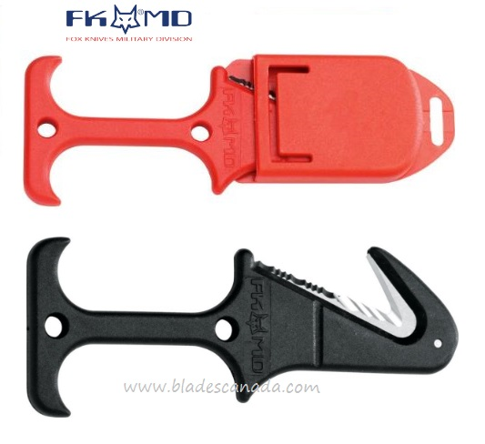 Fox Italy FX640/22RD Airborne Emergency Tool Red, 02FX106