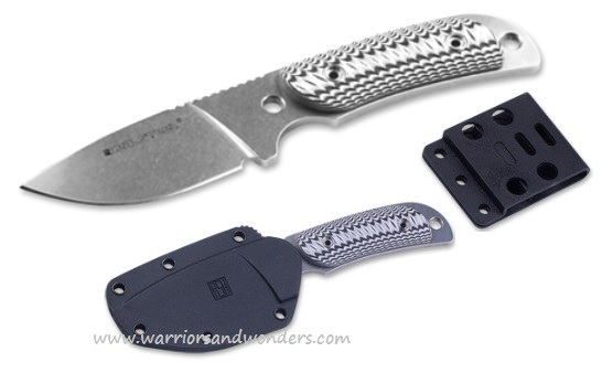 Real Steel Hunter 165 Black w/Kydex Sheath