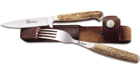 Boker Arbolito Knife & Fork Set