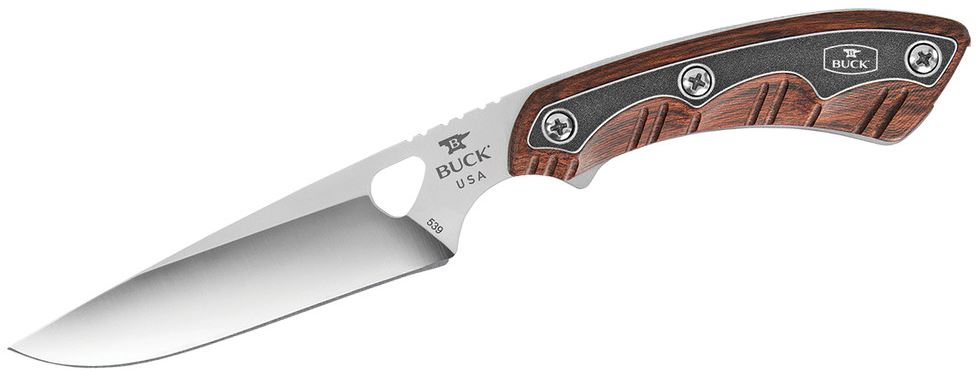 Buck Knives 0539RWS S30V Open Season Small Game Knife