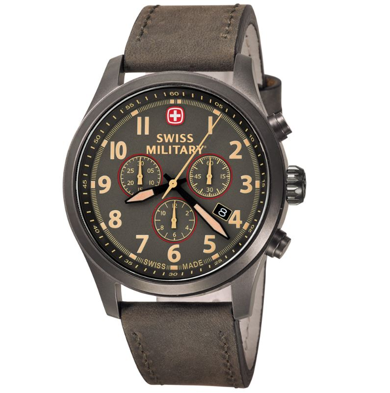 Swiss Military Terragraph Chronograph 0543.303