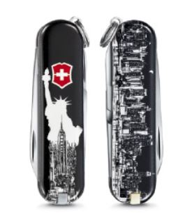 Swiss Army Classic SD New York - Limited Edition
