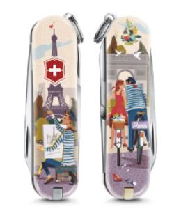 Swiss Army Classic SD The City of Love - Limited Edition