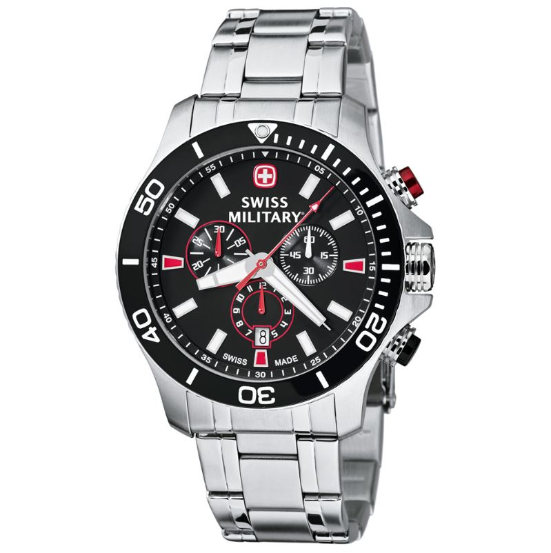Swiss Military Sea Force Chrono 0643.301