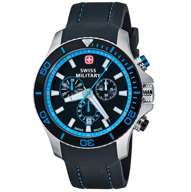 Swiss Military Sea Force Chrono 0643.303