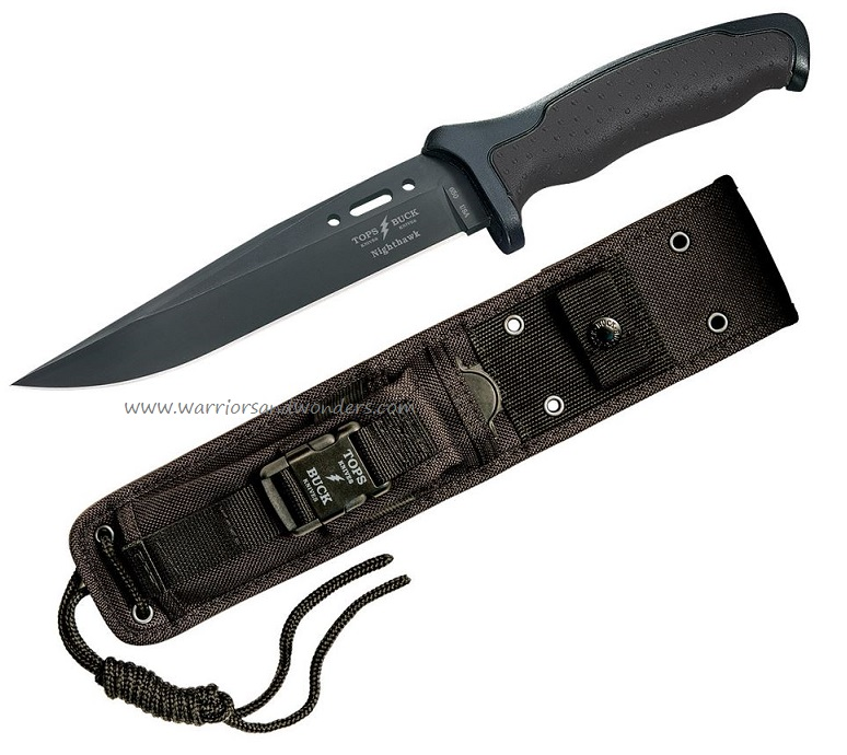 Buck Knives 0650BKSTP Tops Buck Nighthawk (Online Only)