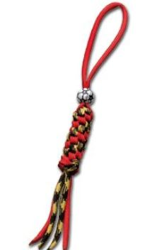 Boker Wilson Lanyard Red/Yellow Soccer Series 09WT018