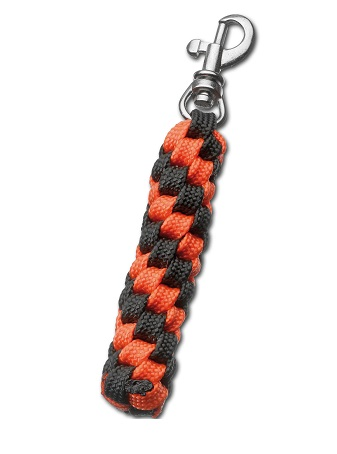 Boker 09WT502 Keychain Paracord Orange/Black