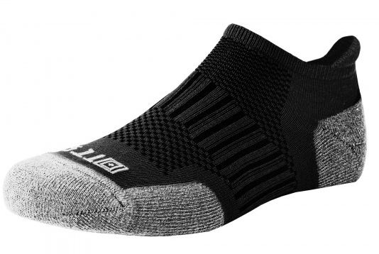5.11 RECON Ankle Socks - Black [Clearance]