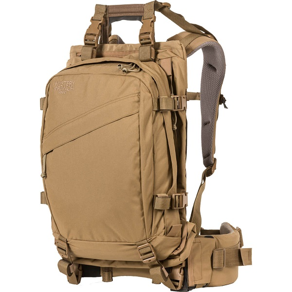 Mystery Ranch Cabinet Pack 44L - Coyote - Large