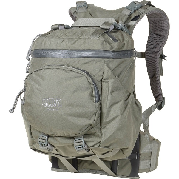 Mystery Ranch Pop Up 18L Backpack - Foliage - Large