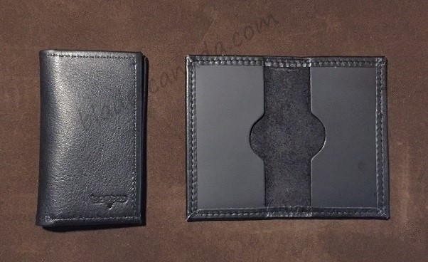 Boston Leather 1080S Card Holder - Soft Leather