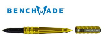 Benchmade Series Pen Gold - Blue Ink 1100-9
