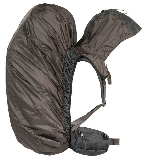 Mystery Ranch Hooded Pack Fly Rain Cover Large - Shadow