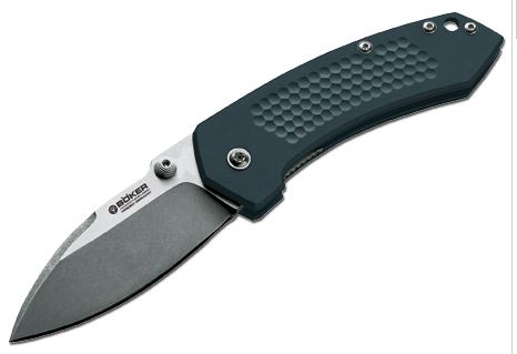 Boker Germany 110634 Solo II Folding Knife (Online Only)