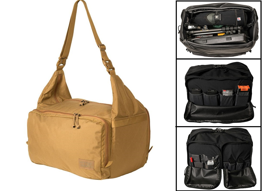 Mystery Ranch Range Bag - Coyote
