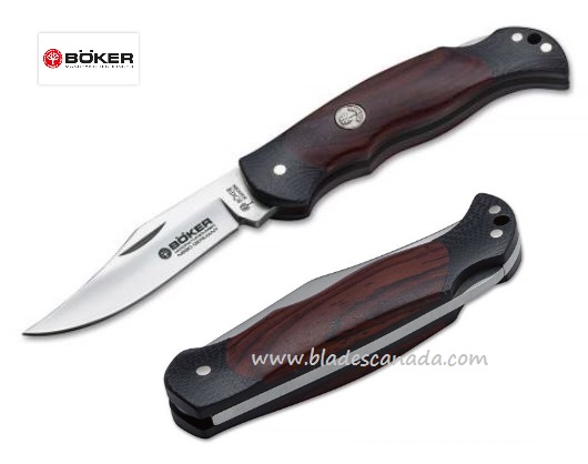 Boker Germany 112411 Boy Scout Cocobolo w/N690 (Online Only)