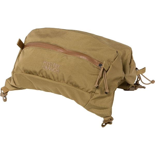 Mystery Hunting Daypack Lid - Coyote Brown