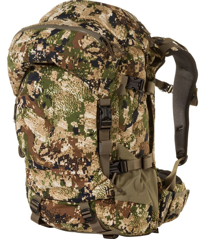 Mystery Ranch Pop Up 38L Backpack -Optifade Subalpine - Large