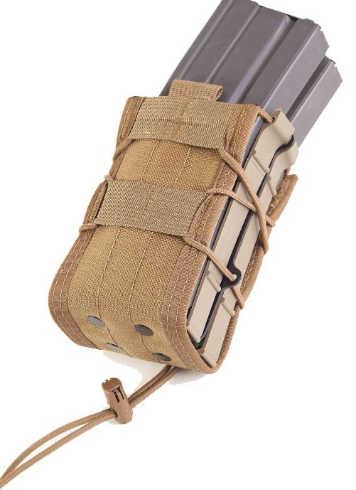 High Speed Gear 112R00CB X2R Taco - MOLLE- Brown