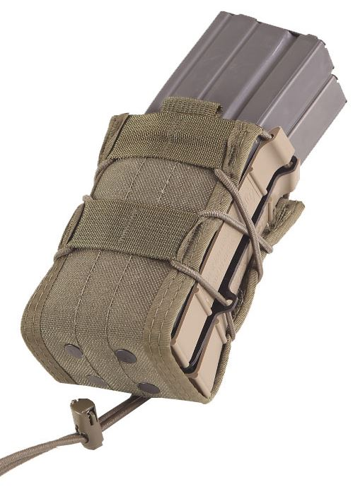 High Speed Gear 112R00BK X2R Taco - MOLLE - Olive Drab