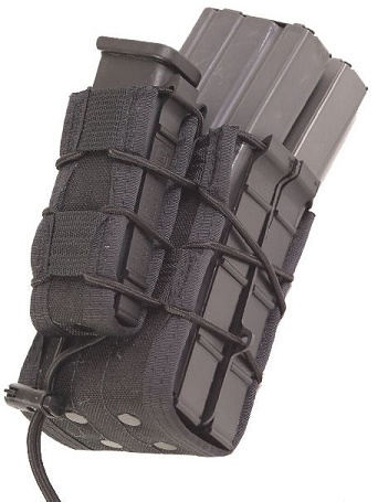 High Speed Gear 112RP0BK X2RP Taco MOLLE - Black