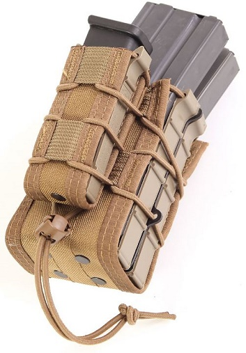 High Speed Gear 112RP0CB X2RP Taco MOLLE - Coyote Brown