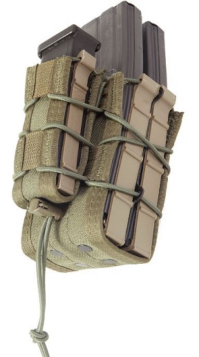 High Speed Gear 112RP0OD X2RP Taco MOLLE - Olive Drab