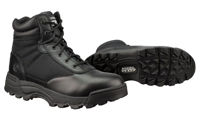"Original SWAT 115101 Classic 6"" Boot"