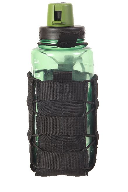High Speed Gear 11AT00BK Soft Taco - MOLLE - Black