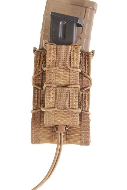 High Speed Gear 11DD00CB Double Decker Taco - MOLLE - Brown