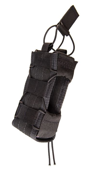 High Speed Gear 11MAC0BK Multi Access Comm Taco - MOLLE - Black