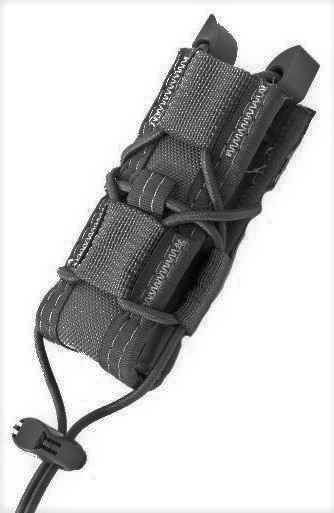 High Speed Gear 11PT00BK Pistol Taco - MOLLE - Black